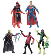 Image: DC Multiverse  (6-inch) Action Figure Assortment 201801 - Mattel Toys