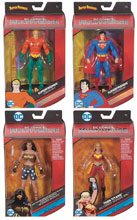 Image: DC Multiverse  (6-inch) Action Figure Assortment 201802 - Mattel Toys