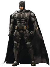 Image: One-12 Collective: DC Justice League Movie Action Figure - Tactical Batman  - Mezco Toys