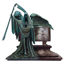 Image: Harry Potter Monolith Statue: Riddle Family Grave  (limited edition) - Factory Entertainment