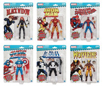 Image: Marvel Super Heroes Vintage Action Figure Assortment  (6-inch) - Hasbro Toy Group