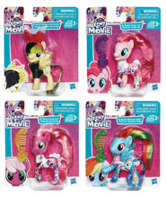 Image: My Little Pony Friends Figure Assortment 201702  - Hasbro Toy Group