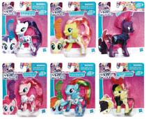 Image: My Little Pony Friends Figure Assortment 201801  - Hasbro Toy Group