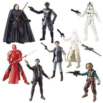 Image: Star Wars: Black Series  (6-inch) Action Figure Set 201705 (8) - Hasbro Toy Group