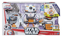 Image: Star Wars: Galactic Heroes BB8 Adventure Base Case  - Hasbro Toy Group