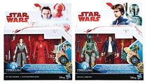 Image: Star Wars: Galaxy E8 Deluxe Action Figure 2-Pack Assortment 201701  - Hasbro Toy Group