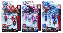 Image: Transformers Generations: Power of the Primes Master Action Figure Assortment 201801  - Hasbro Toy Group
