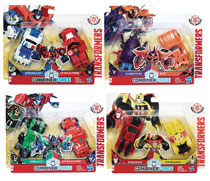 Image: Transformers: Rid Crash Combiners Action Figure Assortment 201801  - Hasbro Toy Group