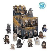 Image: Mystery Minis: Lord of the Rings / Hobbit 12-Piece Blind Mystery Box Display  - Funko