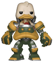 Image: Pop! Marvel Contest of Champions Vinyl Figure: Howard the Duck  (6-inch) - Funko