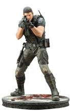 Image: Resident Evil Vendetta Artfx Statue: Chris Redfield  - Koto Inc.