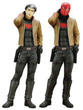 Image: DC Comics Statue: Red Hood Ikemen  (w/Bonus Part) - Koto Inc.