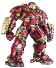 Image: Avengers AoU Diecast Action Figure: Mark XLIV Hulkbuster  (1/12 scale) - Comicave Toys Lcc