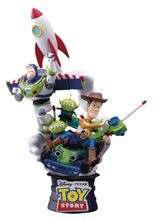 Image: Toy Story DS-007 D-Select Series PX Statue  (6-inch) - Beast Kingdom Co., Ltd