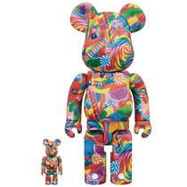 Image: Dylan's Candy Bar 100 & 400 Bearbrick  - Medicom Toy Corporation