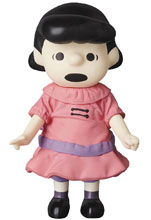Image: Peanuts Vintage UDF Figure: Lucy  (Open Mouth version) - Medicom Toy Corporation