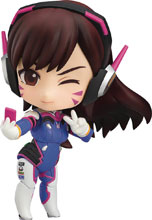 Image: Overwatch Nendoroid: D.va  (Classic Skin version) - Good Smile Company