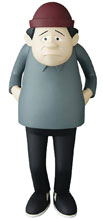 Image: Mr. Stoop VCD Vinyl Collectible Doll  - Medicom Toy Corporation