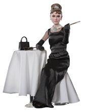 Image: Breakfast at Tiffanys Action Figure: Holly Golightly  (Deluxe version) (1/6 scale) - Star Ace Toys Limited