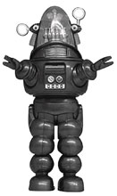 Image: Forbidden Planet Soft Vinyl PX Figure: Robby Robot  (Gray Black) - X Plus