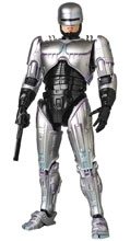 Image: Robocop Action Figure: Mafex  - Medicom Toy Corporation