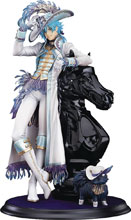 Image: Dramatical Murder PVC Figure: Aoba  (Gothic version) (1/8 scale) - Orange Rouge