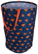 Image: Superman Clothes Hamper  - Everything Mary LLC