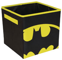 Image: Batman Collapsible Box  - Everything Mary LLC