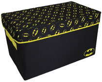 Image: Batman Collapsible Toy Trunk  - Everything Mary LLC