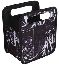 Image: Batman Folding Storage Tote  - Everything Mary LLC
