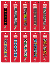 Image: Marvel Heroes 144-Piece Lanyard Assortment  - Concept One Accessories