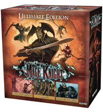 Image: Mage Knight Board Game Ultimate Edition  - WizKids / Neca