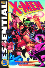 Image: Essential X-Men Vol. 05 SC  - Marvel Comics