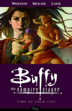 Image: Buffy the Vampire Slayer Season 8 Vol. 04: Time of Your Life SC  - Dark Horse