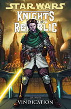 Image: Star Wars: Knights of the Old Republic Vol. 06: Vindication SC  - Dark Horse