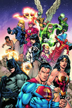 Image: Justice League of America: Second Coming HC  - DC Comics