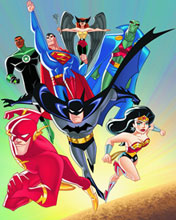 Image: Justice League Unlimited: Heroes SC  - DC Comics