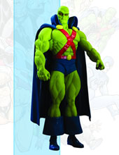 Image: JLI Series 2 Martian Manhunter Action Figure  -