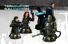 Image: Terminator: Salvation T-Rip Bust  -