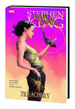Image: Dark Tower: Treachery HC  - Marvel Comics