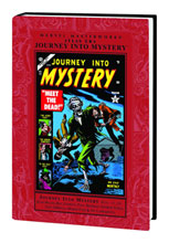 Image: Marvel Masterworks: Atlas Era Journey Into Mystery Vol. 02 HC  - Marvel Comics