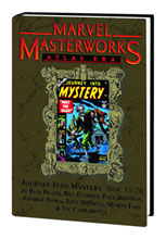 Image: Marvel Masterworks Vol. 118: Atlas Era Journey Into Mystery Nos. 11-20 HC  - Marvel Comics