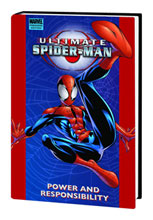 Image: Ultimate Spider-Man: Power & Responsibility HC  - Marvel Comics