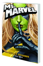 Image: Ms. Marvel Vol. 05: Secret Invasion SC  (variant ed.) - Marvel Comics