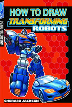 Image: Antartic Press' How to Draw Transforming Robots Pocket Manga Vol. 01 SC  - Antarctic Press