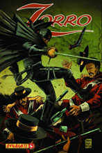 Image: Zorro #13 (Wagner Cover) - D. E./Dynamite Entertainment