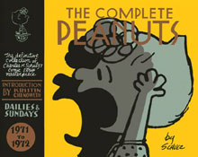 Image: Complete Peanuts: 1971 to 1972 HC  - Fantagraphics Books