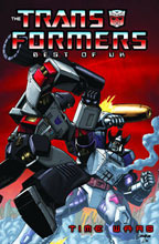 Image: Transformers: Best of the UK - Time Wars SC  - IDW Publishing