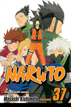 Image: Naruto Vol. 37 SC  - Viz Media LLC