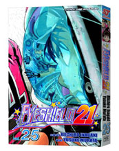 Image: Eyeshield 21 Vol. 25 SC  - Viz Media LLC